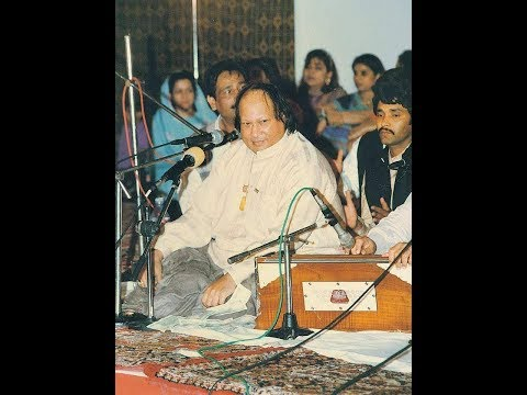 Nusrat Fateh Ali Khan    thori der hor...