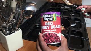 Vegan Stew Peas with Spelt Spinners