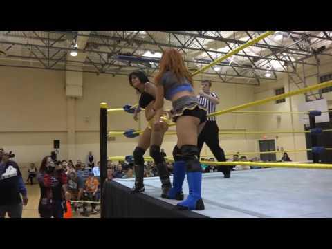 FREE MATCH: Veda Scott vs Amanda Rodriguez (YOMT, 5/6/16)