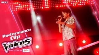 The Voice Thailand - คิง ภัชรพงษ์ - คนที่ฆ่าฉัน - 18 Sep 2016