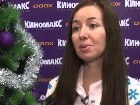 Киномакс- сюжет на ТК СТС 31 декабря