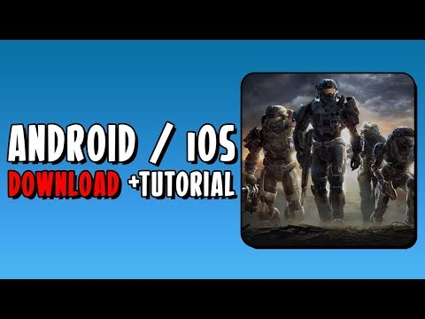 Halo Reach Android/iOS Free Download - Halo Reach Mobile Tutorial