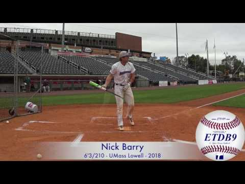 Nick Barry - UMass Lowell - 2018