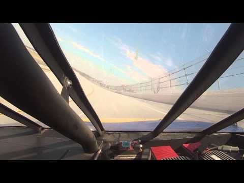 Jeff Dodson at Talladega driving experience part 2