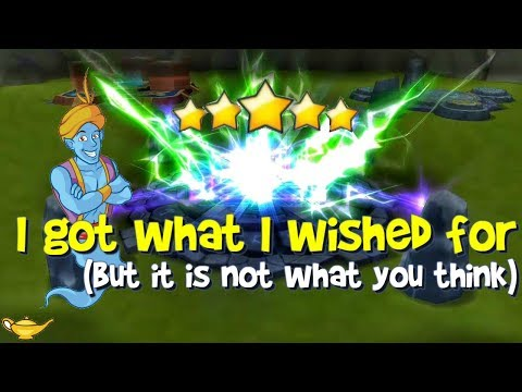 Summoners War - Be Careful What You Wish For!