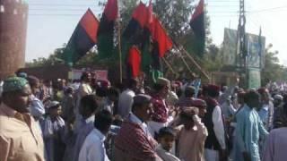 Celebereted With KTN Sindhi  Topi & Ajrak Day in Jacobabad.wmv