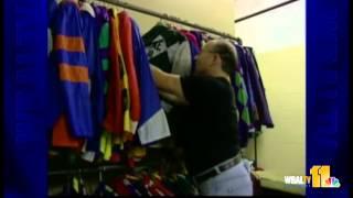 2003: So many silks!
