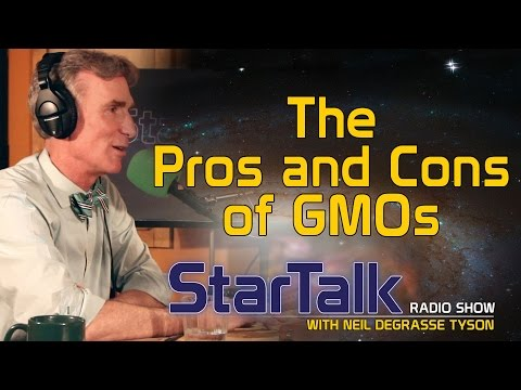 The Pros and Cons of GMOs with Bill Nye & Chuck Nice