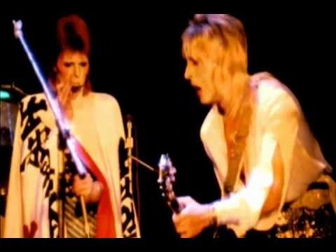 David Bowie- She Shook Me Cold (Music Video)