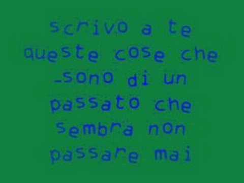 Eros Ramazzotti - Lettera al futuro