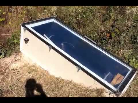 Batch Solar Water Heater 4 Month Update Youtube
