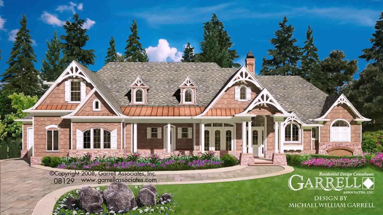 Craftsman Style House Elevations Youtube