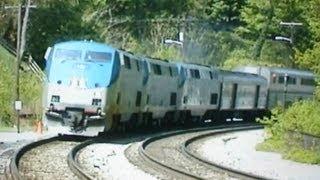 Amtrak Capitol Limited Harper