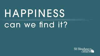 Soul Searching - Happiness