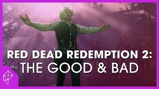 Red Dead Redemption 2 | REVIEW & discussion based on 60+ hours with the game