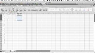 Frequency Counts And Histograms Excel Mac