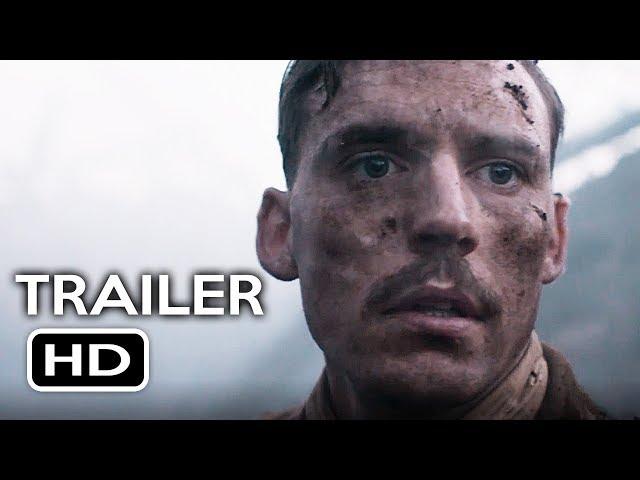 Journey's End Trailer 1 (2018) Sam Claflin, Asa Butterfield War Drama Movie HD [Official Trailer]