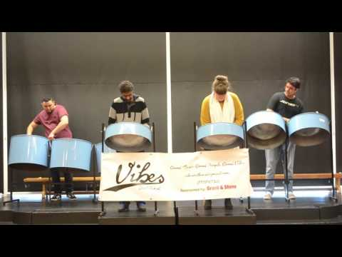 Vibes Steel Band - Sorry Cover