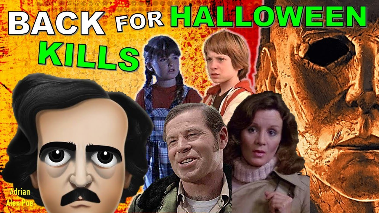 Back For Halloween Kills What No Paul Rudd As Tommy Youtube