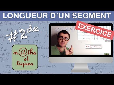 EXERCICE : Calculer la longueur d