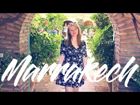 MARRAKECH TRAVEL DIARIES - DAY 2 | Rebecca Sophie