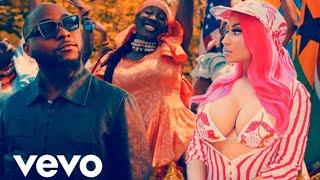 Davido ft Nicki Minaj - Holy Ground Official Music Video