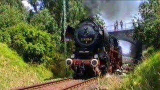 Mit Volldampf von Treysa nach Oberaula (1992)
