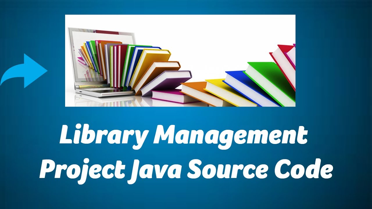 Library Management System project in Java and Mysql Source Code