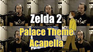 Zelda 2 Palace Theme Acapella - Jaron Davis