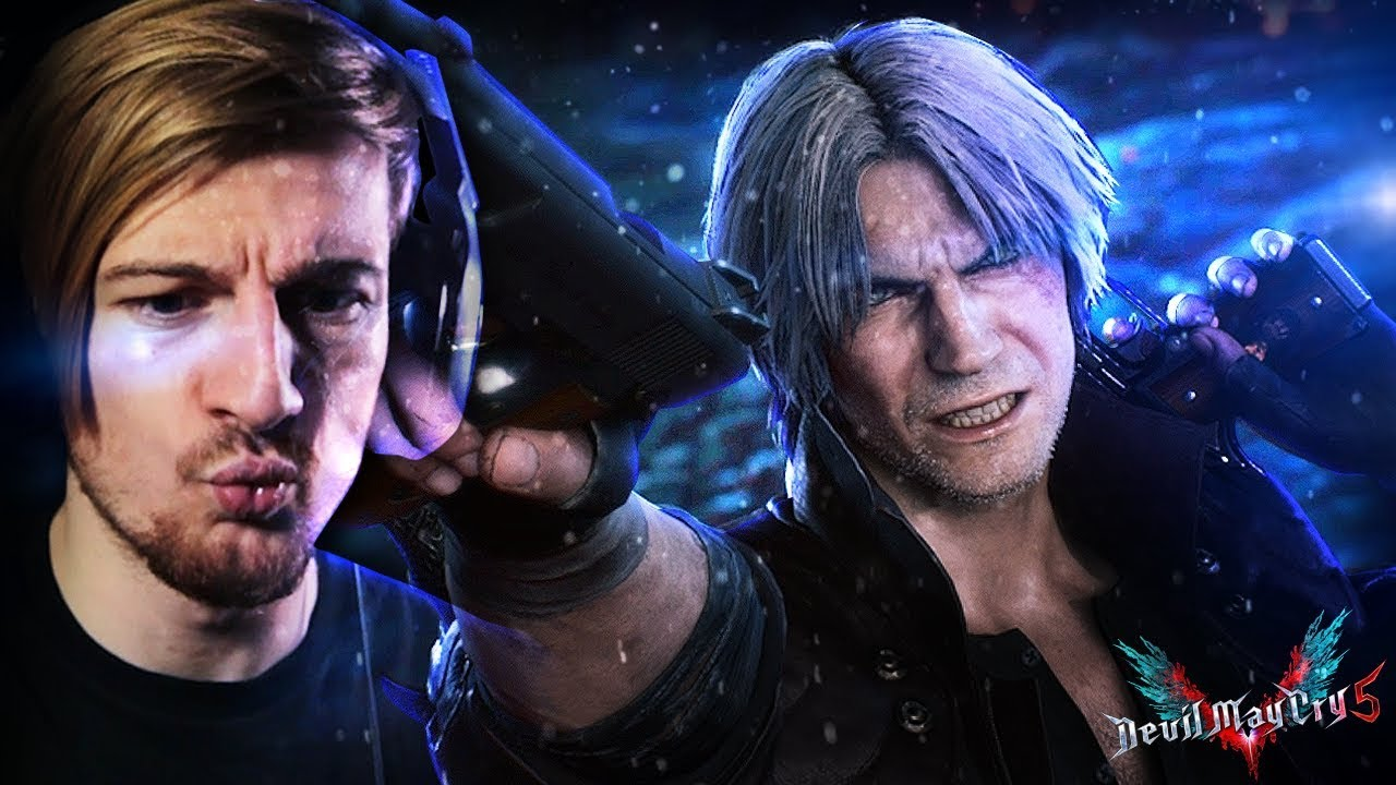 Download THIS GAME IS INCREDIBLE. || Devil May Cry 5 (Part 1)