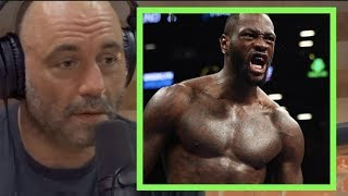 Joe Rogan Wants to See Francis Ngannou Fight Deontay Wilder thumbnail