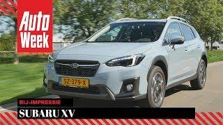 Subaru XV - AutoWeek Review - English subtitles