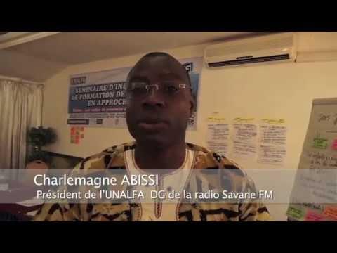 Des radios contre Ebola - Burkina Faso