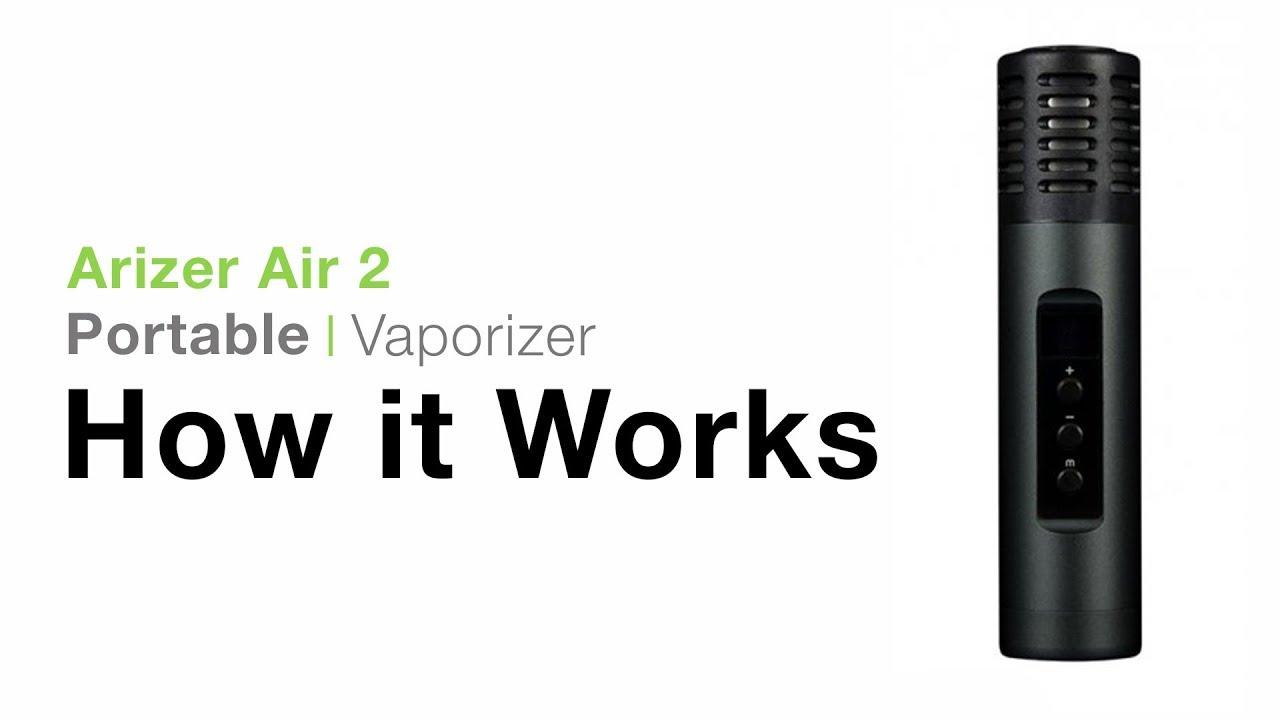 Arizer Air 2
