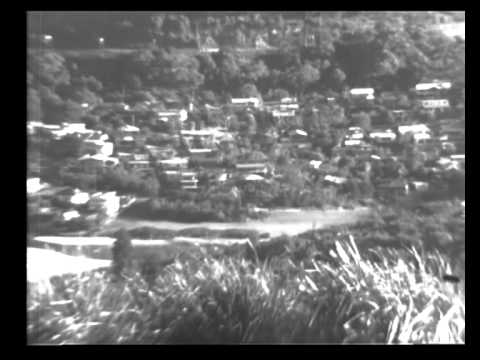 1974 Sony AVC-3250CE B&W camera filming Bald Hill Stanwell Park (20-6-2011)
