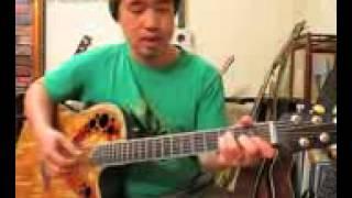 Bài 11   Guitar đệm hát bài PaPa   Điệu Disco, Bebop