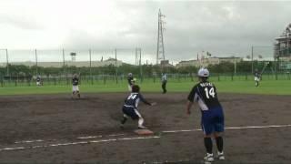 第44回日本女子ソフトボールリーグ2部 ホープセクション第4節富山大...