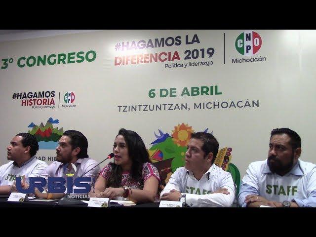 Anuncian Congreso para capacitar y profesionalizar a los priístas – UrbisTV