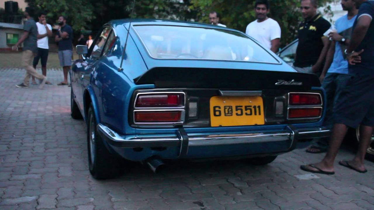 Cars & Coffee Sri Lanka volume 6 - YouTube