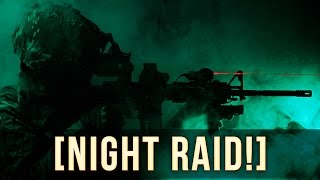 NIGHT RAID! | STEAL THE RPG! | OPERATION SLEDGEHAMMER #3