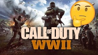 Does Call of Duty WW2 suck... OR DO I!?