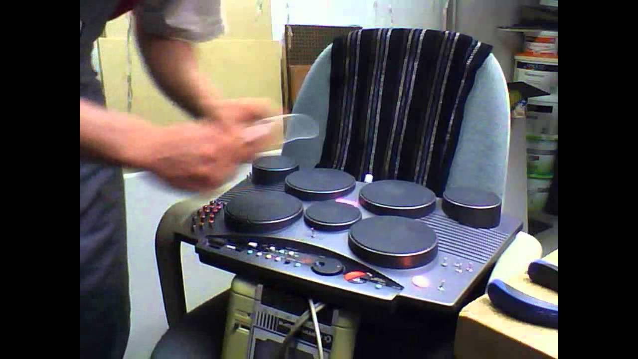 Circuit Bent Yamaha Dd 50 Digital Precussion By Baum Youtube Basic Bending Tutorial
