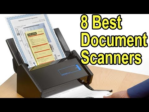 The 8 Best Document Scanners   To Buy In 2020