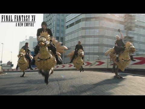 Final Fantasy XV: A New Empire – Worldwide Guild