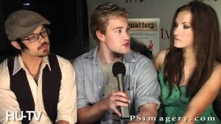ITV FEST - Squatters Interview Part 2 Brendan Bradley, Cooper Harris, Erik Smith