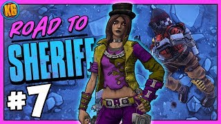 Borderlands The Pre-Sequel | Nisha Funny Moments & Loot | Day #7