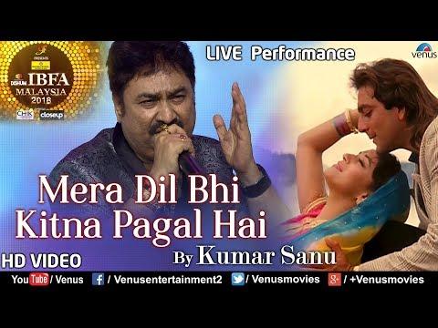 Kumar Sanu - Live Performance | Mera Dil Bhi Kitna Pagal | HD VIDEO | IBFA Malaysia Bhojpuri Awards