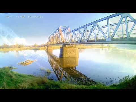 Most w Stanach-Bobrowniki/k Otynia dron K4