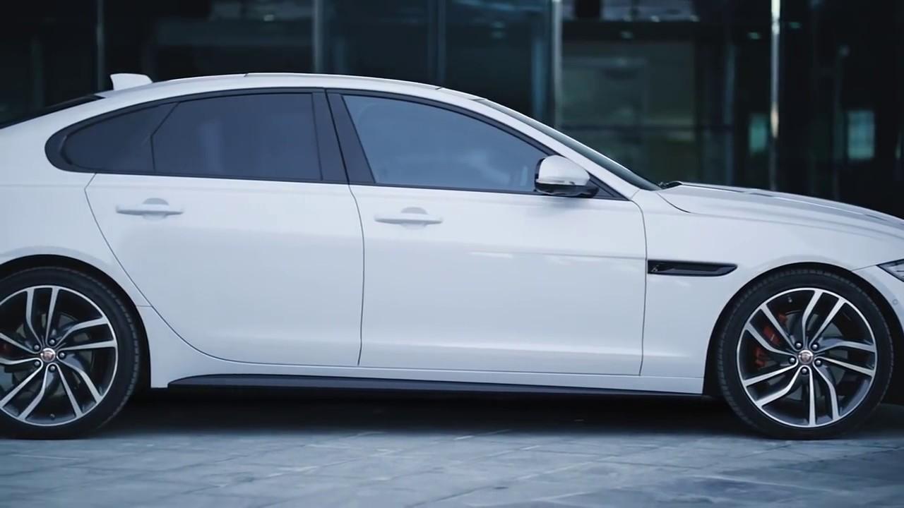 Jaguar Xf 2018 Exterior Craftsmanship Youtube