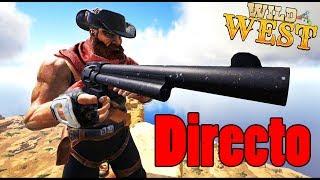 EN DIRECTO!! MONGOLOS CON ARMAS XD - #1 WILD WEST - Nexxuz